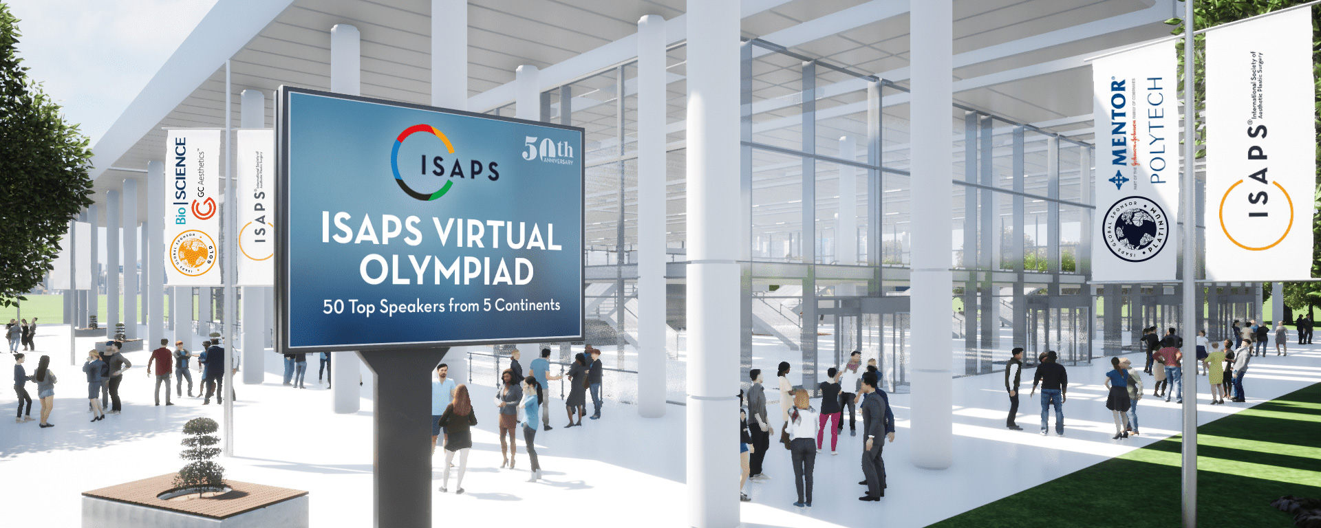 ISAPS Virtual Olympiad Entrance